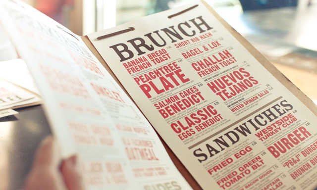 Brunch Menu Small Tile