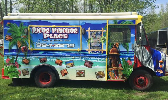 Polish Villa Food Truck Menu